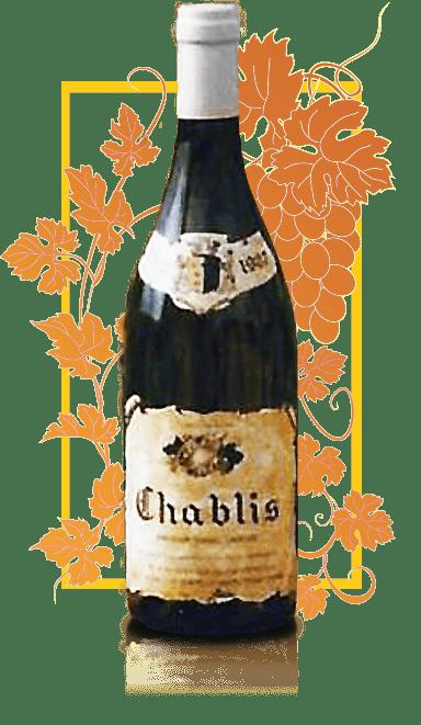 cépage d'un vigneron et producteur de Chablis passionné